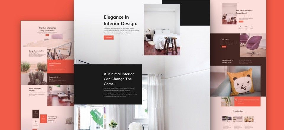 divi theme interiores