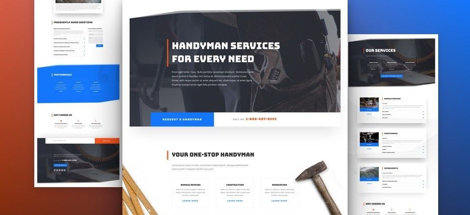 themes wordpress reparaciones